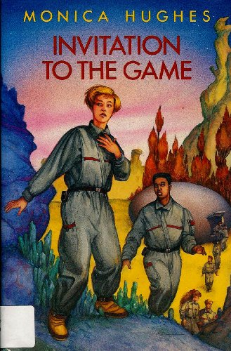invitation to the game by hughes essay Invitation to the game by monica hughes a chilling account of life in 2154, when most jobs are done by machines lisse and her friends are unemployable after graduation, but the government gives them an abandoned warehouse in a bleak neighborhood to live in anxious to escape their dreary lives, the.