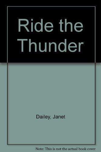 9780671742867: Ride the Thunder