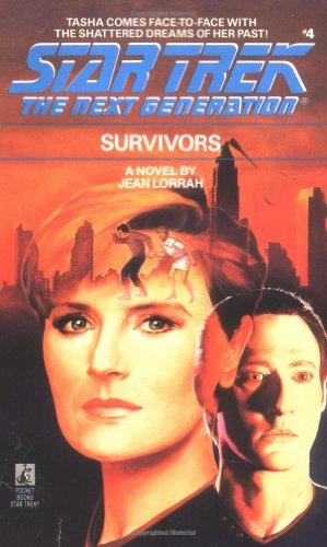 9780671742904: Survivors (Star Trek The Next Generation, No 4)