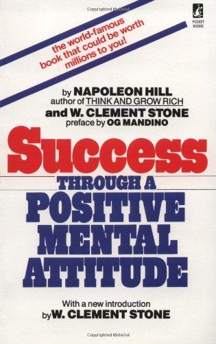9780671743222: Success Through a Positive Mental Attitude