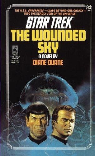 9780671743529: The Wounded Sky (Star Trek, No 13)