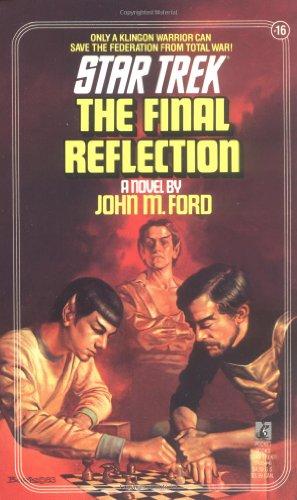 9780671743543: The Final Reflection (Star Trek: The Original Series)