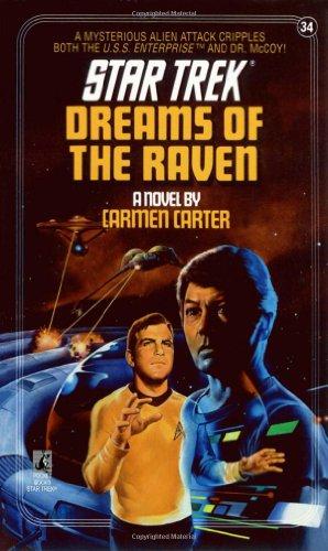Dreams of the Raven (Star Trek, No: Carmen Carter
