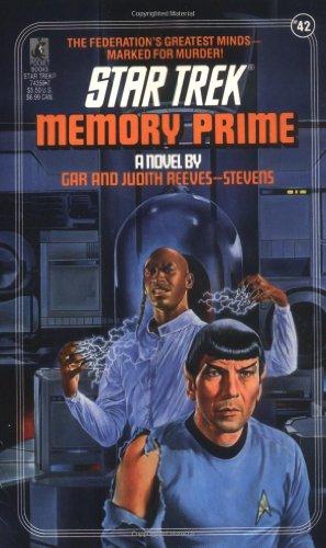 9780671743598: Memory Prime (Star Trek, No 42)