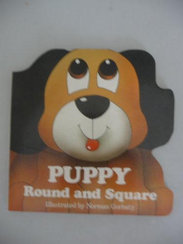 9780671744366: Puppy Round and Square (Pet Parade)