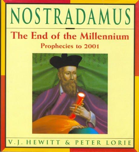 9780671744465: Nostradamus: The End of the Millennium : Prophecies 1992-2001