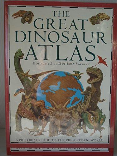 9780671744793: The Great Dinosaur Atlas