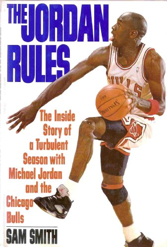 The Jordan Rules 9780671744915 Provides a provocative study of the image of Michael Jordan, revealing his stormy relationships with his coaches and teammates, his obsession with becoming the leading scorer, and his petty feuds with other NBA stars