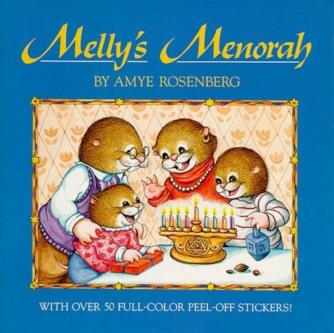 9780671744953: Melly's Menorah