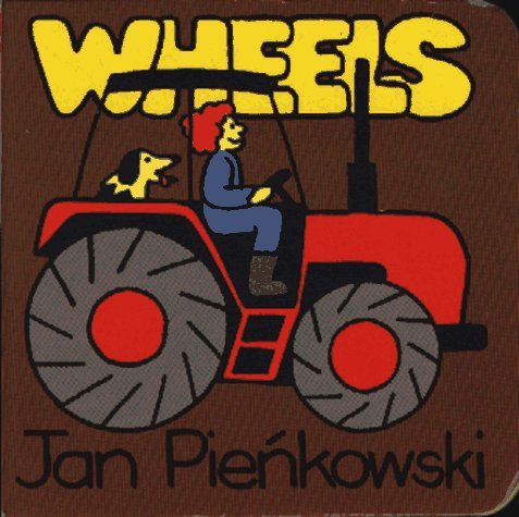 9780671745172: Wheels (Nursery Board Books)