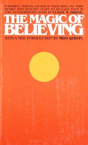 9780671745219: Magic of Believing