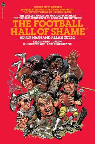 9780671745516: Football Hall of Shame