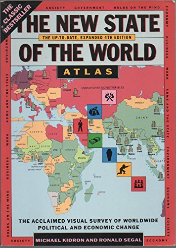 9780671745561: New State of the World Atlas (A Touchstone book)