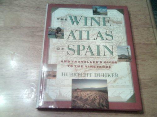 9780671745585: The Wine Atlas of Spain
