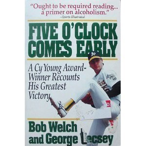 9780671745608: Five O'Clock Comes Early: A Cy Young Award-Winner Recounts His Greatest Victory
