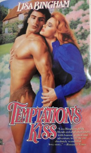 9780671745646: Temptation's Kiss