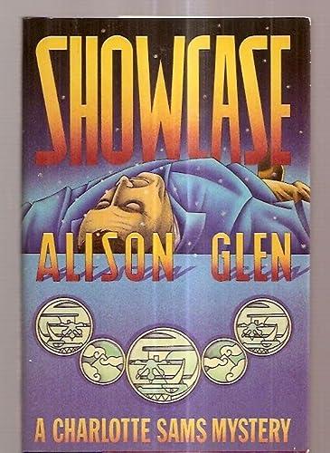 Showcase: A Charlotte Sams Mystery: Glen, Alison