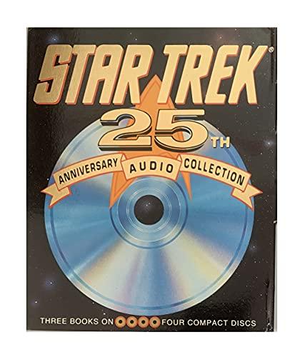 9780671746025: Star Trek 25th Anniversary Audio Collection (Cd) (Star Trek on compact disc)