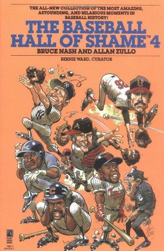 9780671746094: Baseball Hall of Shame 4
