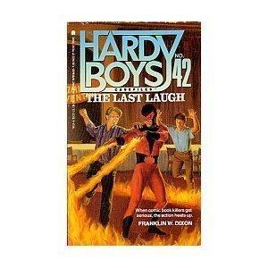 9780671746148: LAST LAUGH (HARDY BOYS CASE FILE 42) (Hardy Boys Casefiles)