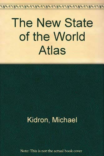 9780671746391: The New State of the World Atlas