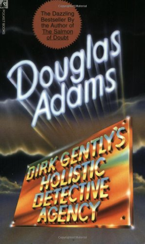 9780671746728: Dirk Gently's Holistic Detective Agency