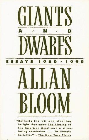9780671747268: Giants and Dwarfs : Essays 1960-1990