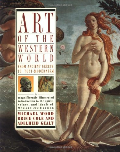 9780671747282: Art of the Western World: From Ancient Greece to Post Modernism