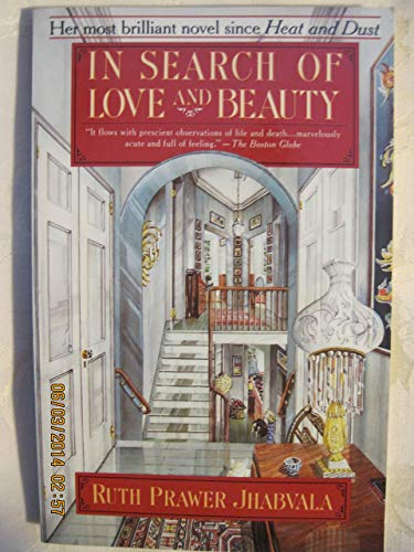 9780671747398: In Search of Love and Beauty