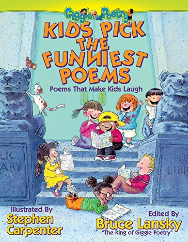 9780671747695: Kids Pick The Funniest Poems