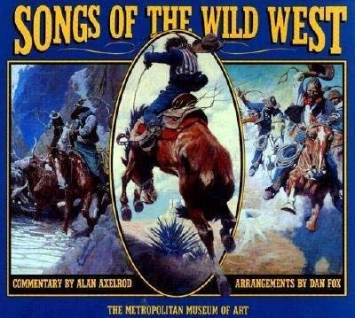 9780671747756: Songs of the Wild West