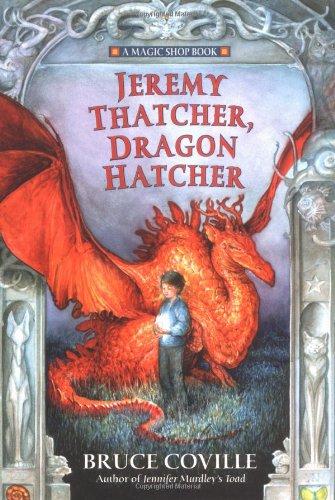 9780671747824: Jeremy Thatcher, Dragon Hatcher