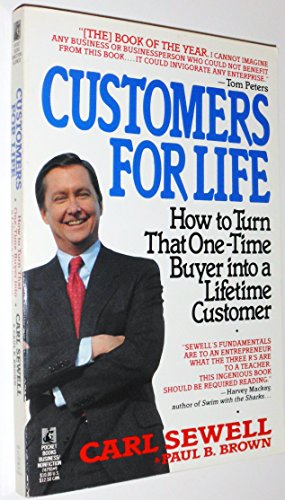 9780671747954: Customer for Life: How to Turn That One-Time Buyer into a Lifetime Customer