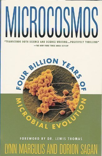 9780671747985: Microcosmos: Four Billion Years of Evolution from Our Microbial Ancestors