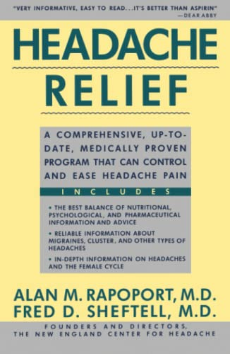 Headache Relief: Rapoport, Alan