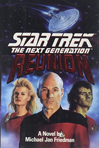 [signed] Star Trek The Next Generation Reunion