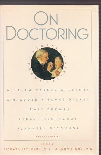 9780671748142: On Doctoring: Stories, Poems, Essays