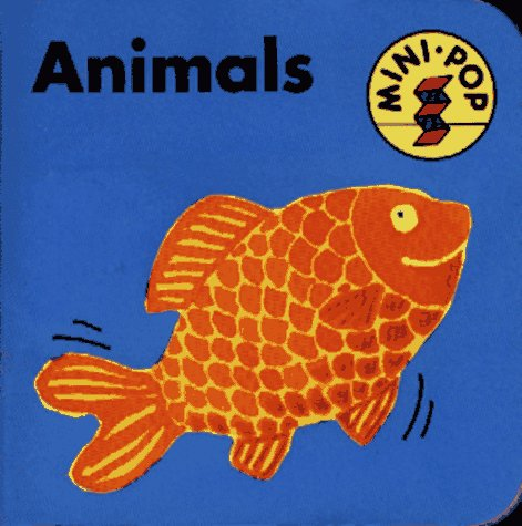 9780671748333: Animals (Nursery Board Mini Pop Up)