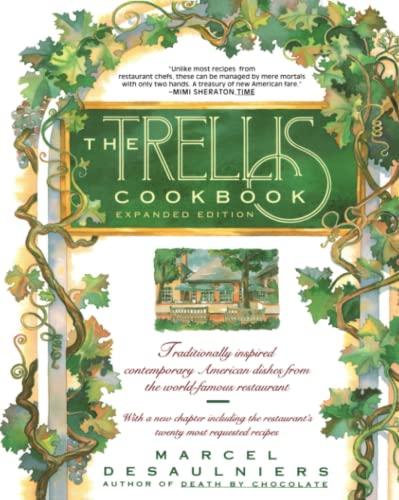 Trellis Cookbook: Expanded Edition (0671748424) by Marcel Desaulniers