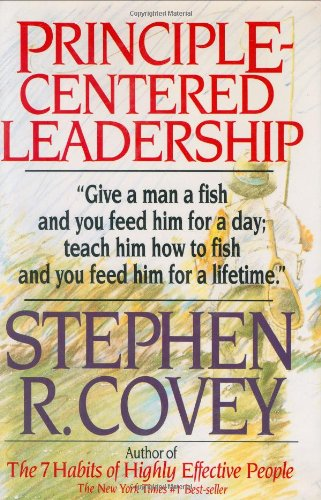 9780671749101: Principle Centered Leadership