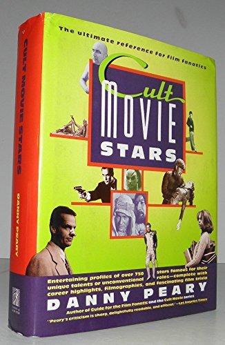 9780671749248: Cult Movie Stars