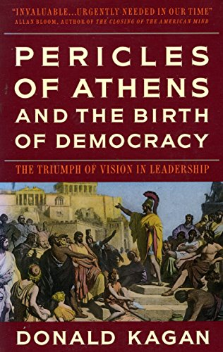 9780671749262: Pericles of Athens and the Birth of Democracy
