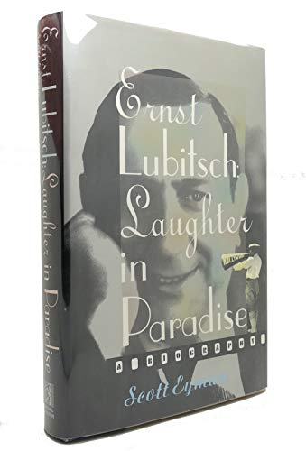 9780671749361: Ernst Lubitsch: Laughter in Paradise