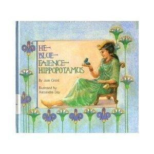 9780671749774: The Blue Faience Hippopotamus
