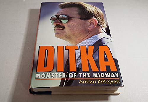 9780671749996: Ditka: Monster of the Midway