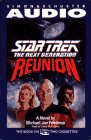 Star Trek: The Next Generation: Reunion (0671750364) by Michael Jan Friedman