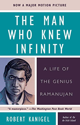 9780671750619: The Man Who Knew Infinity: A Life of the Genius Ramanujan