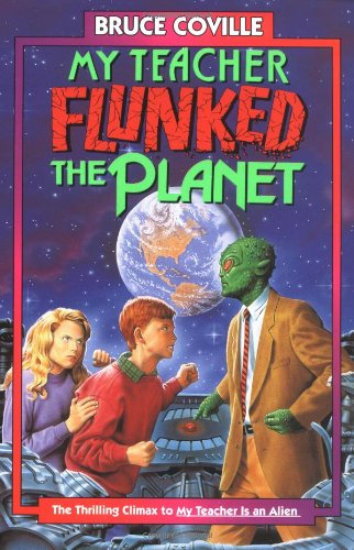 9780671750817: My Teacher Flunked the Planet