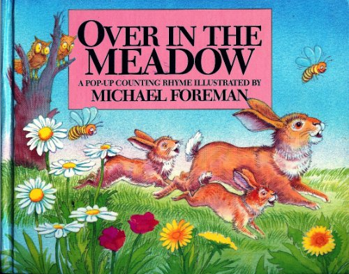 9780671751098: Over in the Meadow: A Pop-Up Counting Rhyme