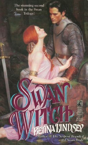Swan Witch (Swan Maidens Trilogy): Lindsey, Betina